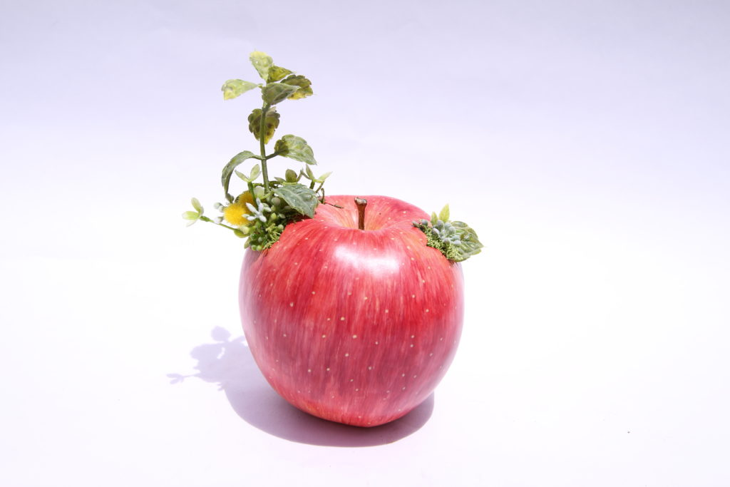 りんごのプランター
